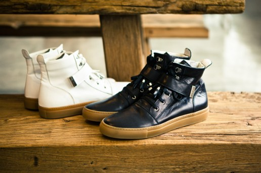 "Beau Coops 2011 Fall/Winter ""Lionel"" Sneaker"