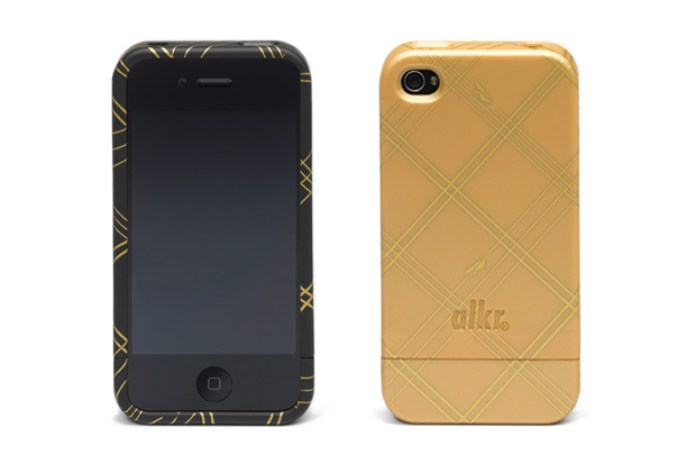 Benny Gold x alkr iPhone 4 Cases