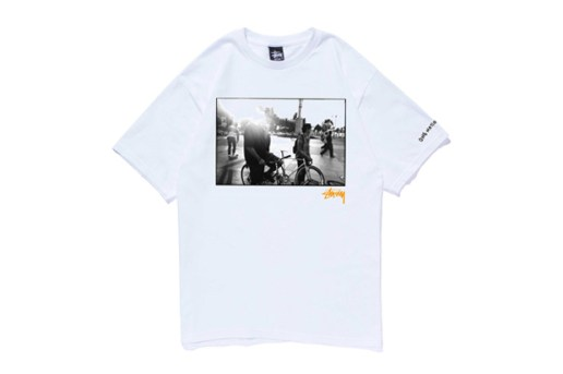 BIKE'N'SHIT x Stussy Limited Edition T-Shirt