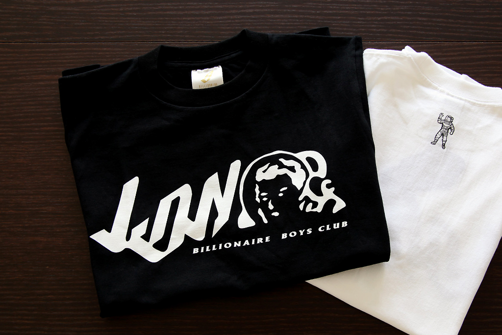 billionaire boys club ldn t shirt