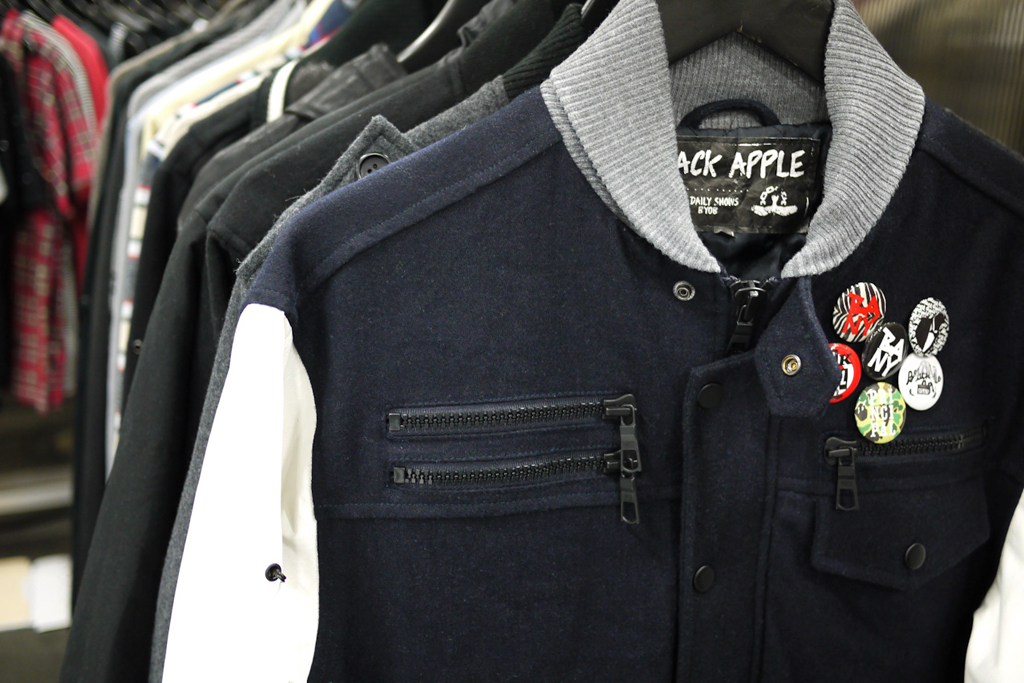 Black Apple 2012 Spring/Summer Preview @ S.L.A.T.E.