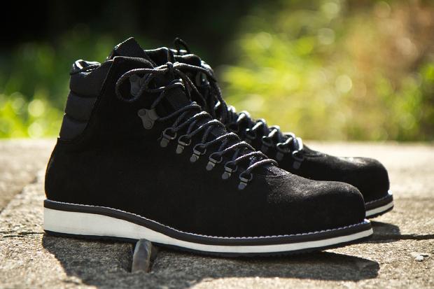 BLACKBARRETT by Neil Barrett Hiking Boots