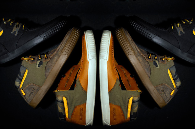 BlackRainbow x CAT Footwear