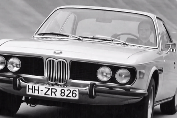 BMW History: 3.0 CSI Video