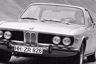 BMW History: 3.0 CSI Video