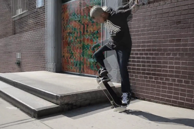 Bobby Izzo x Mighty Healthy 2011 Fall Commercial