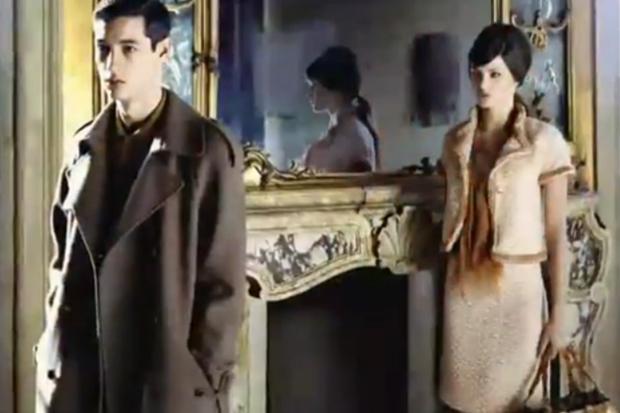 "Bottega Veneta 2011 Fall/Winter ""The Art of Collaboration"" Video by Robert Polidori"