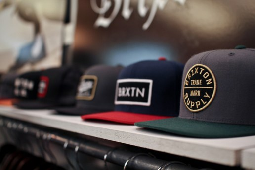 Brixton 2012 Spring Preview