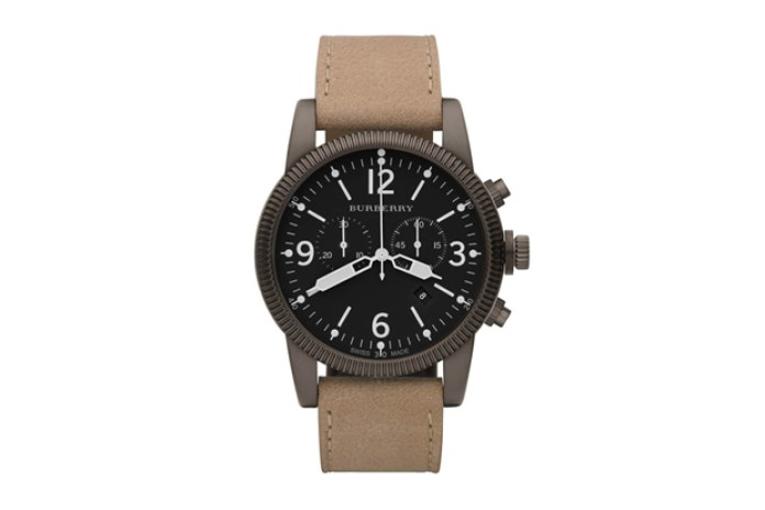 Burberry Brit Chronograph Watch