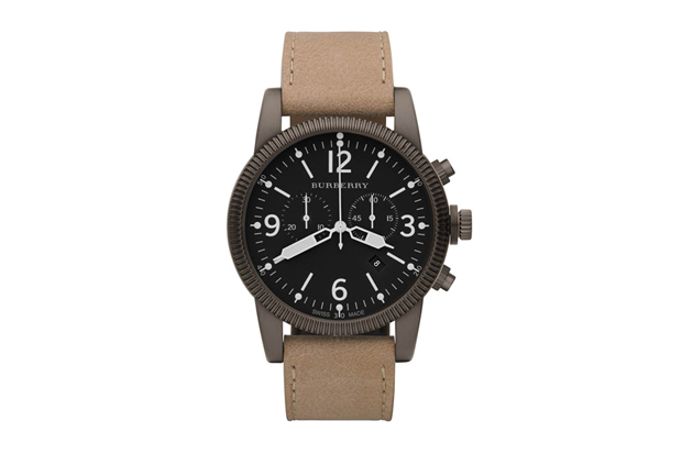 Burberry Brit Chronograph Watch