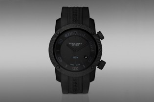 Burberry Sport Diving Watch