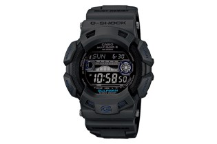 "Casio G-Shock ""Men in Smoky Gray"" Collection"