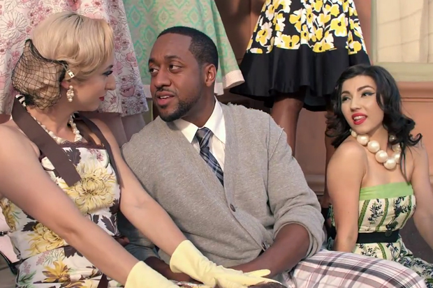 Cee Lo Green – Cry Baby (Starring Jaleel White)