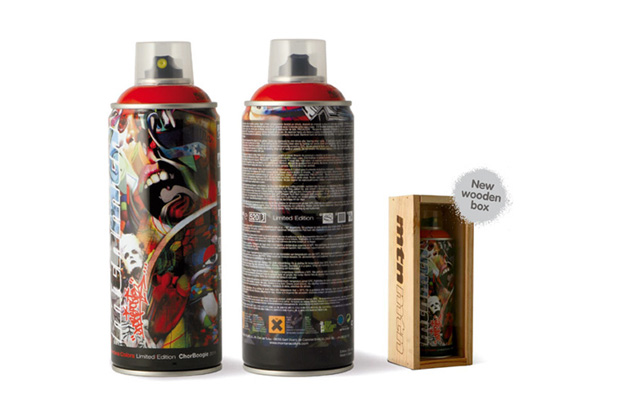 Chor Boogie x Montana Colors Spray Can