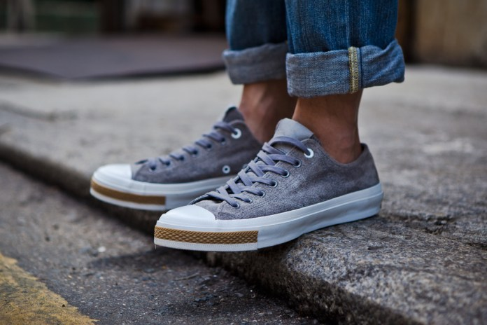 CLOT x Converse 2011 Fall/Winter Chuck Taylor All Star Low