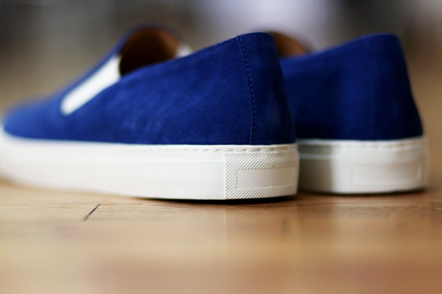 COMME des GARCONS SHIRT x The Generic Man 2012 Spring/Summer Slip-Ons Preview