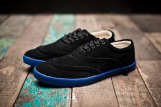 COMME des GARCONS SHIRT x Generic Surplus Wingtip Sneaker
