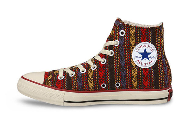 converse chuck taylor all star n wool hi