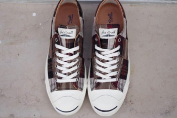 """Converse Jack Purcell """"Patchwork"""" France Exclusive"""