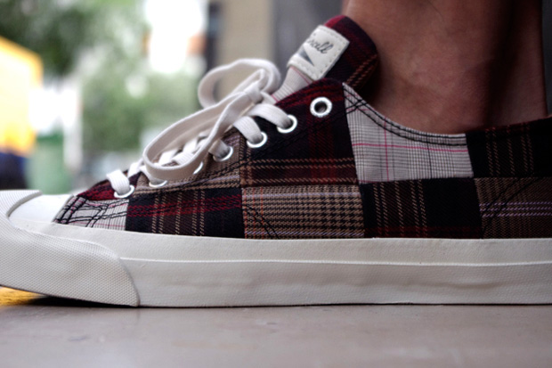 "Converse Jack Purcell ""Patchwork"" France Exclusive"