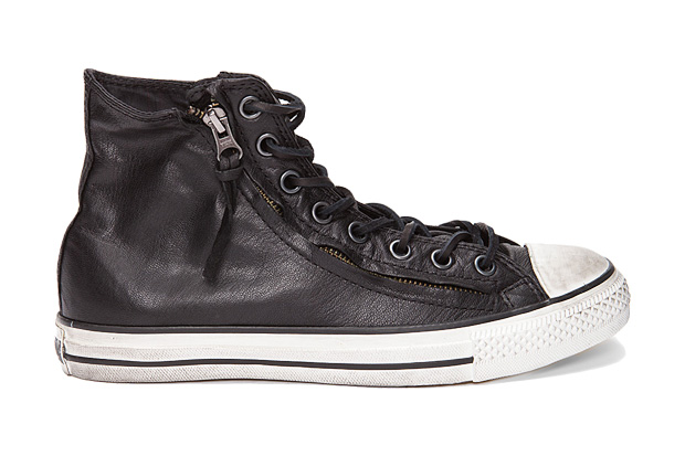 Converse by John Varvatos Chuck Taylor All Star Hi Double Zip Sneakers