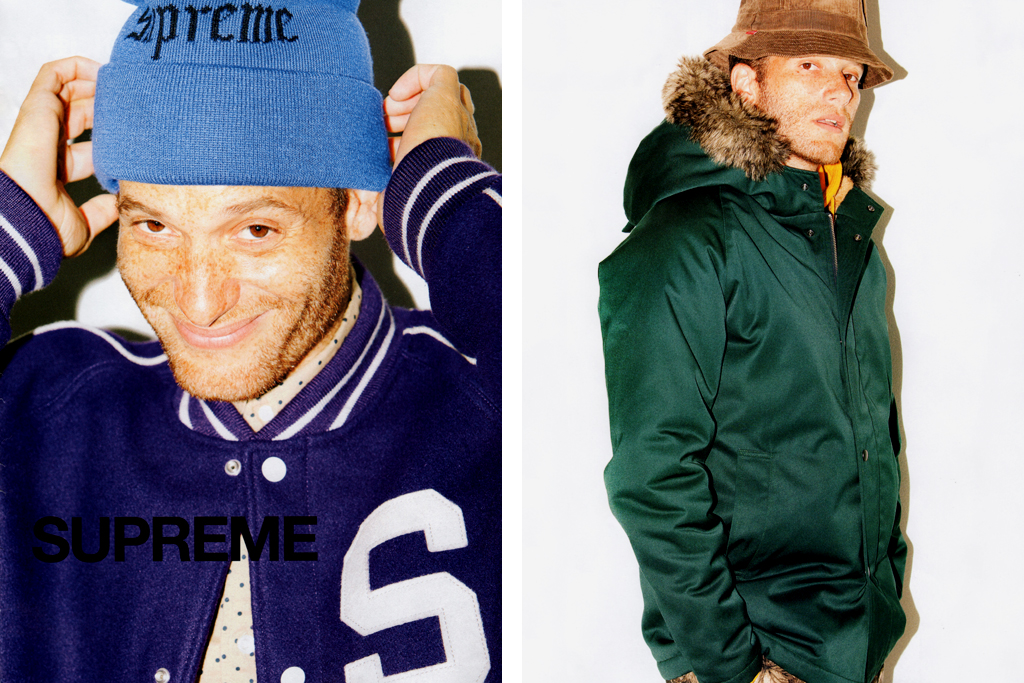 COOL TRANS: Supreme 2011 Fall/Winter Collection Lookbook featuring A-Ron