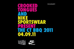 Crooked Tongues and Nike Sportswear Present The CT BBQ 2011