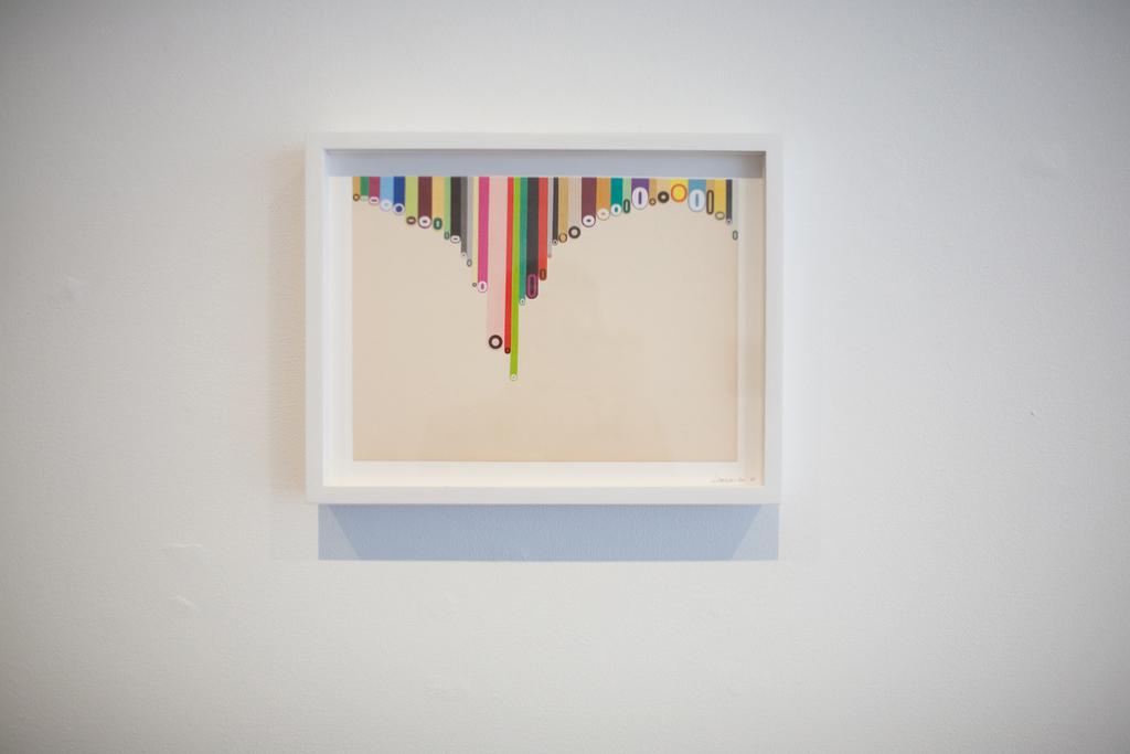 dalek greg lamarche geometric balance show tell gallery recap