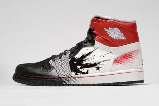 "Dave White ""WINGS for the Future"" Air Jordan I"