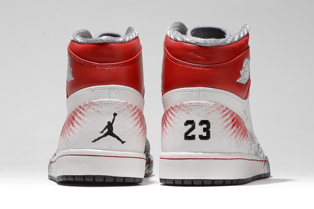 dave white wings for the future air jordan i