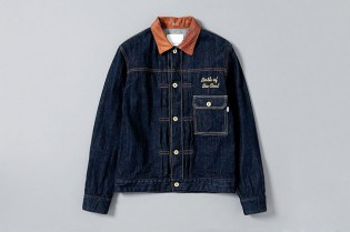Deluxe SPOT-LIGHT Denim Jacket