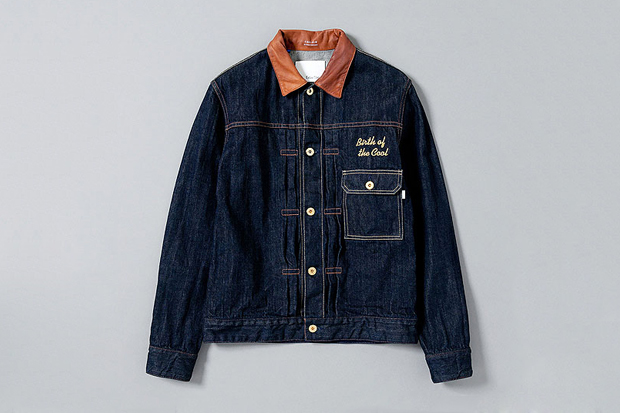 deluxe spot light denim jacket