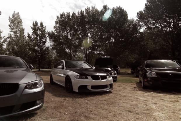 Depth of Speed: A Car Show Born