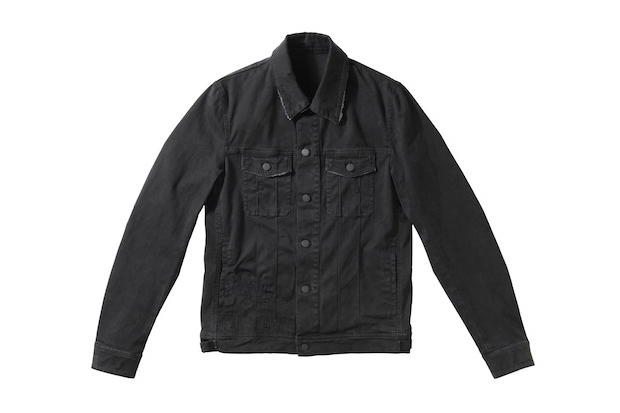 Dior Homme Blackberry Bush Denim Jacket