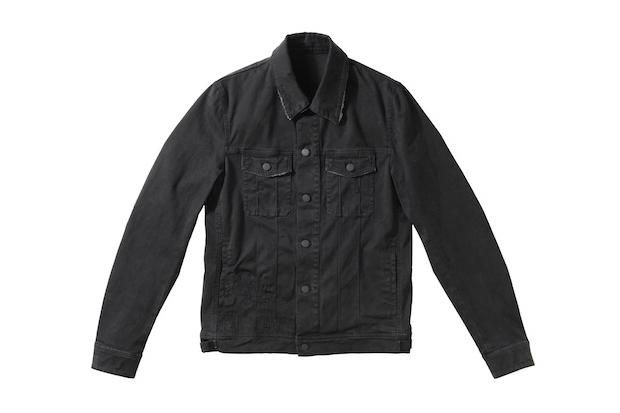 Dior Homme Blackberry Bush Denim Jacket
