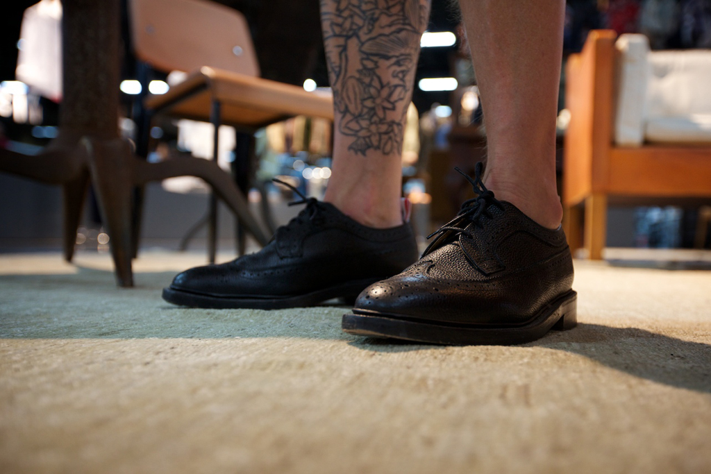 Streetsnaps: Diverging Themes