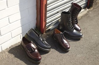 """Dr. Martens 2011 Fall/Winter """"Sharp Classics"""" Collection"""