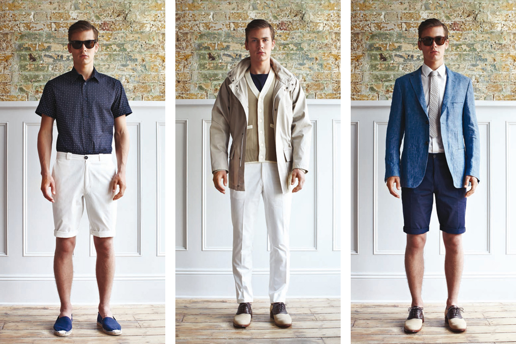 D.S.DUNDEE 2012 Spring/Summer Collection