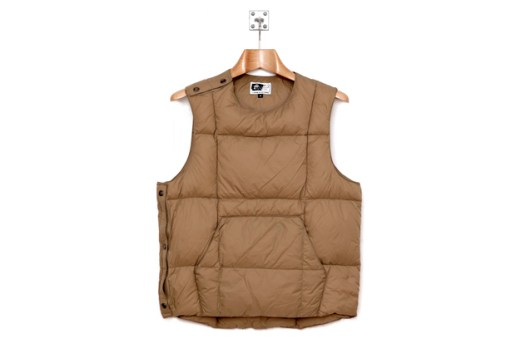 Engineered Garments Down Body Vest