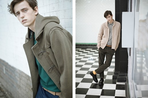 Farah Vintage 2011 Fall/Winter Lookbook