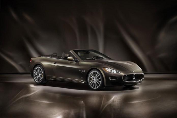 Fendi x Maserati GranCabrio