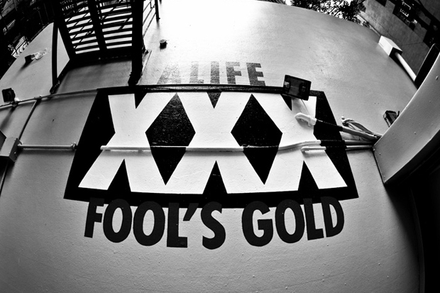 Fool's Gold x Danny Brown x ASAP x Alife Courtyard Sessions