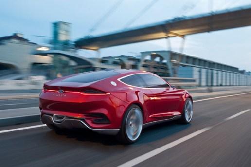 Ford EVOS Concept Car