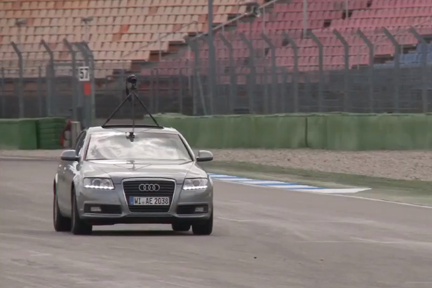 Forza Motorsport 4: The Making of the Hockenheim Track