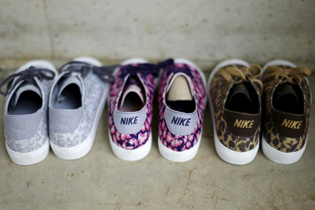 fragment design x Nike Sportswear Zoom All Court 2 Low - Leopard Pack
