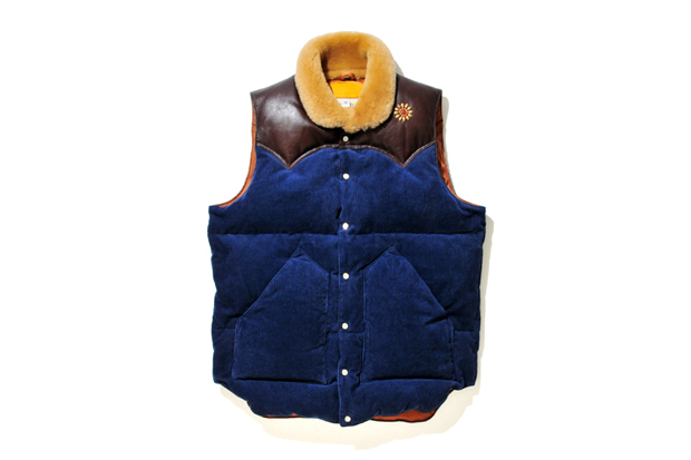 FREAK'S STORE x Rocky Mountain Featherbed Remi Relief Vest