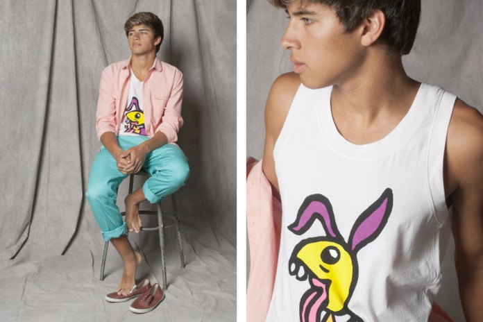 "Freshjive 2012 Spring/Summer ""Less Than Zero"" Collection"