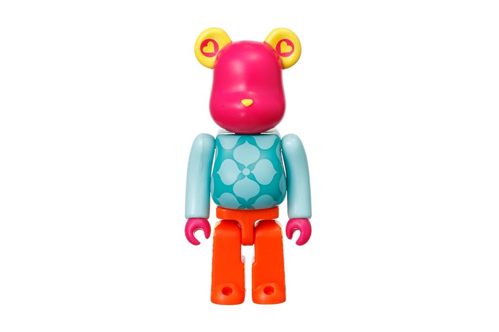 Fukuoka Barneys New York x Medicom Toy 100% Bearbrick