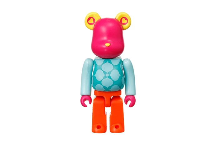 Fukuoka Barneys New York x Medicom Toy 100% Bearbrick