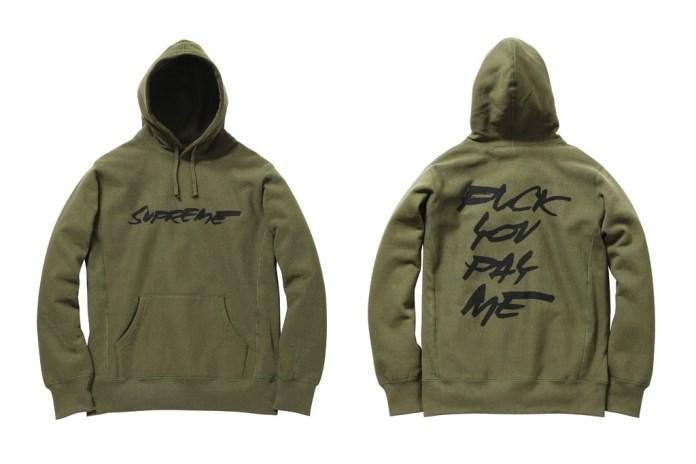 Futura x Supreme 2011 Fall/Winter Collection